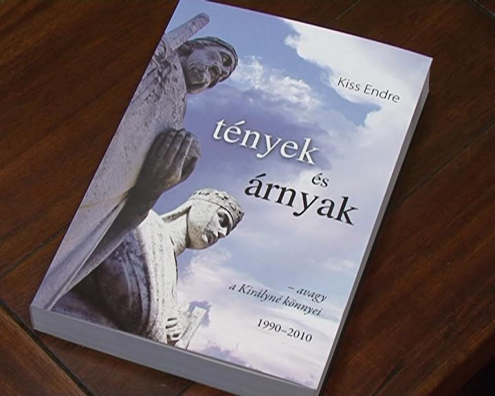 Kiss Endre új könyve