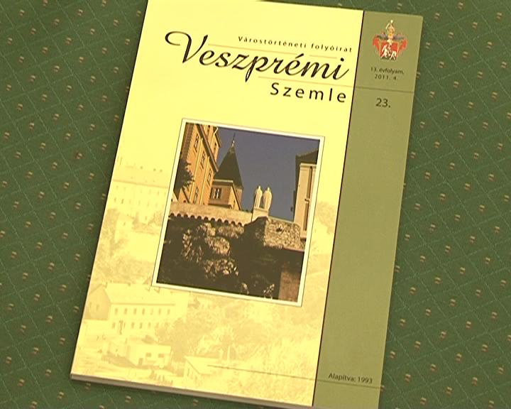 Megjelent a Veszprémi Szemle