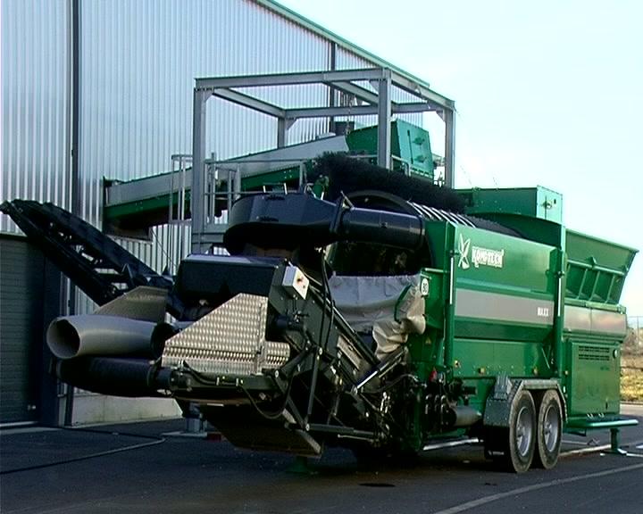 Elindul a hulladékkezelés