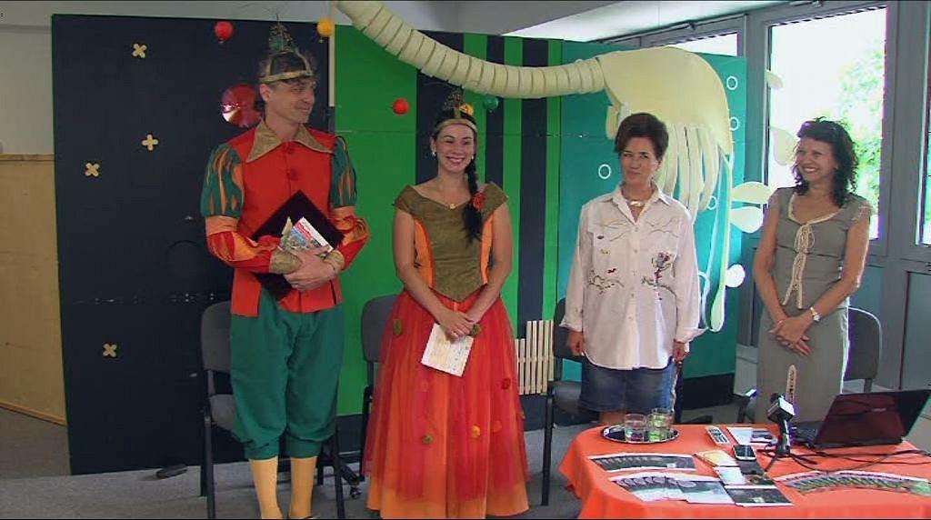 Marionettek és óriásbábok a Kabóciádén