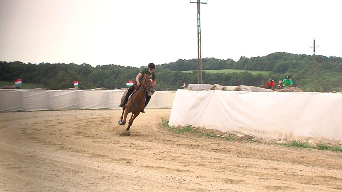 Csetény lovasa nyert