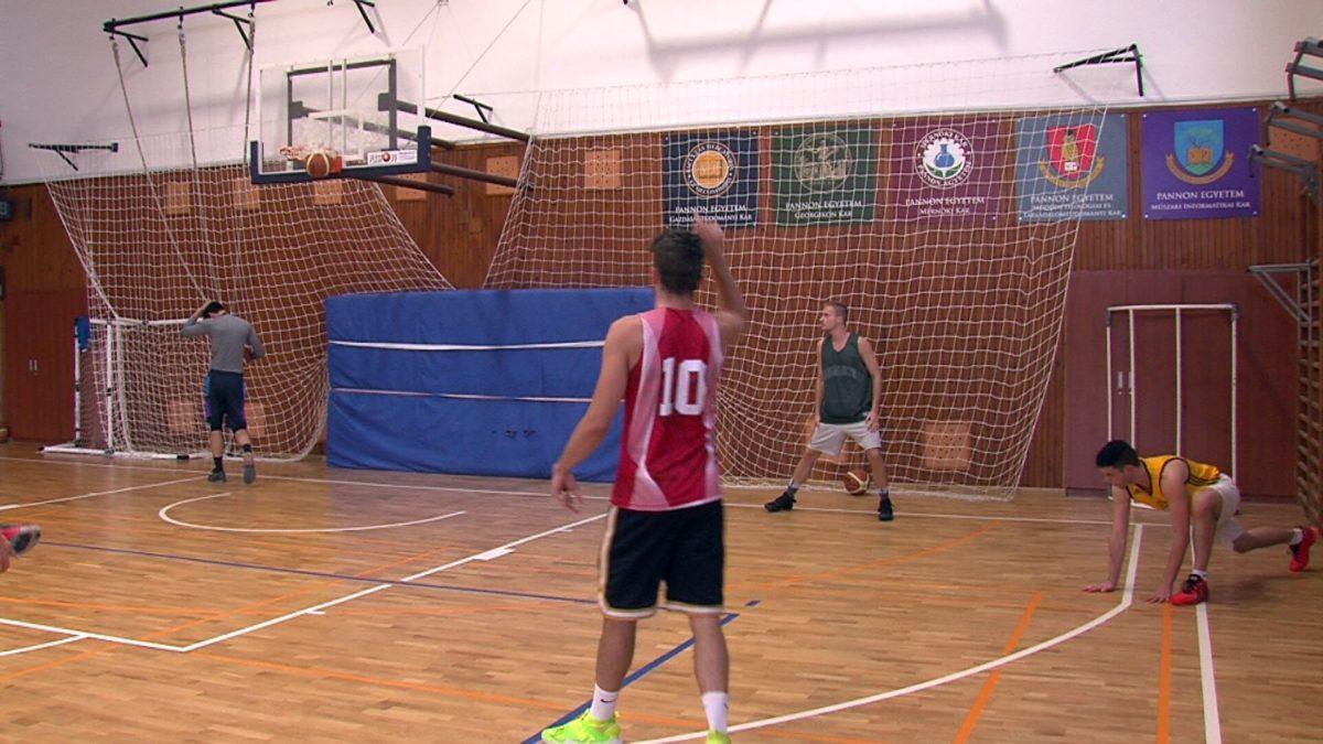 Készülnek a kosárlabdázók