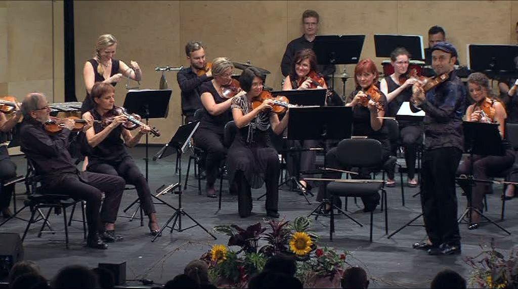 Világhírű hegedűsök Veszprémben