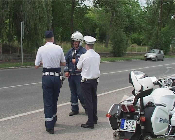 Segít a rendőrség