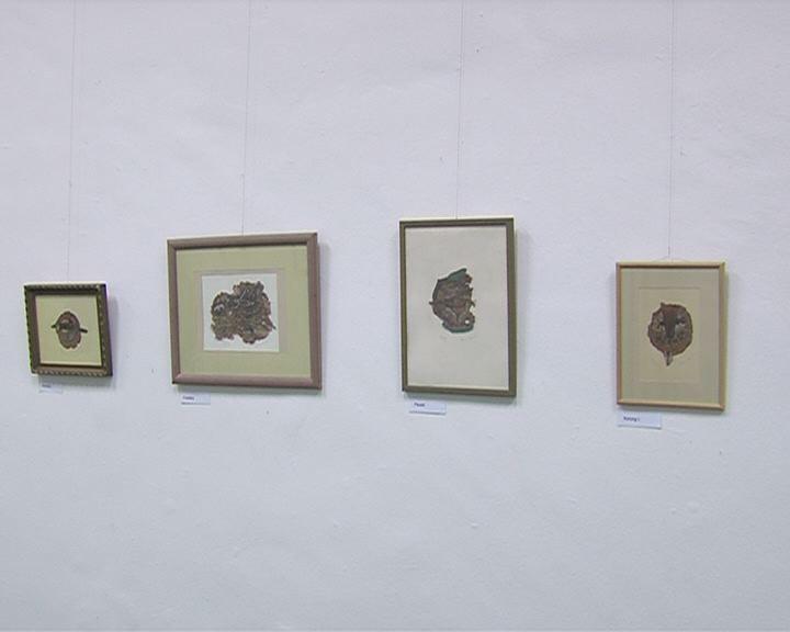Képek merített papírból