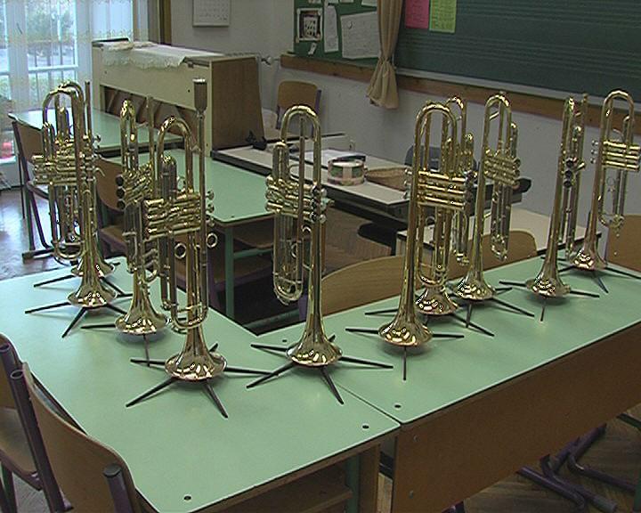 Ifjú trombitások versenye