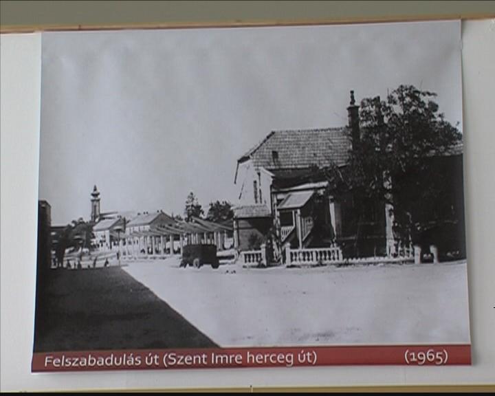 Szegről szegre – városrésztörténeti kiállítás