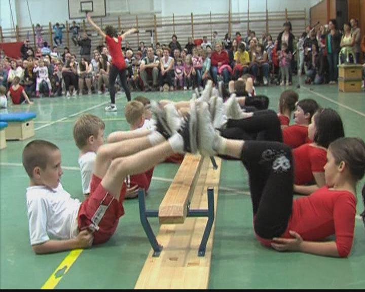 Sportiskolások ünnepe