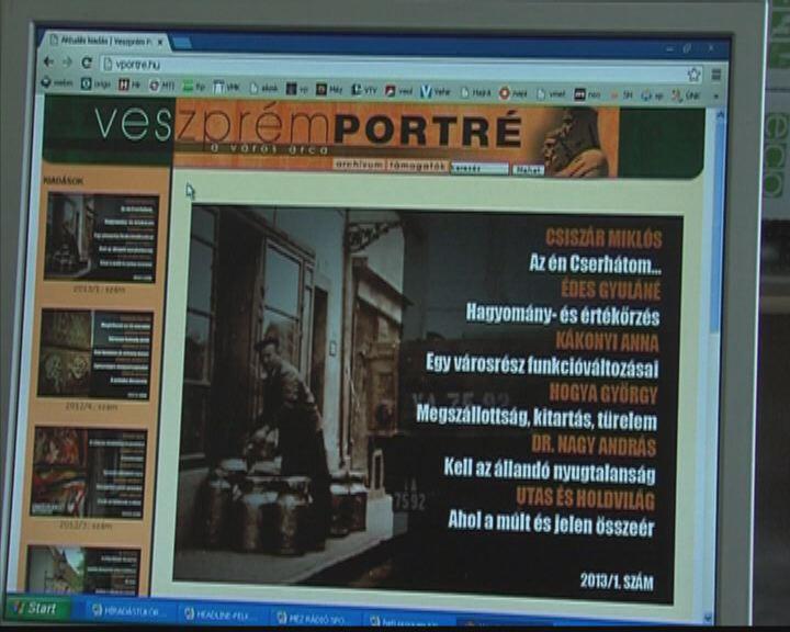 Veszprémi Portré