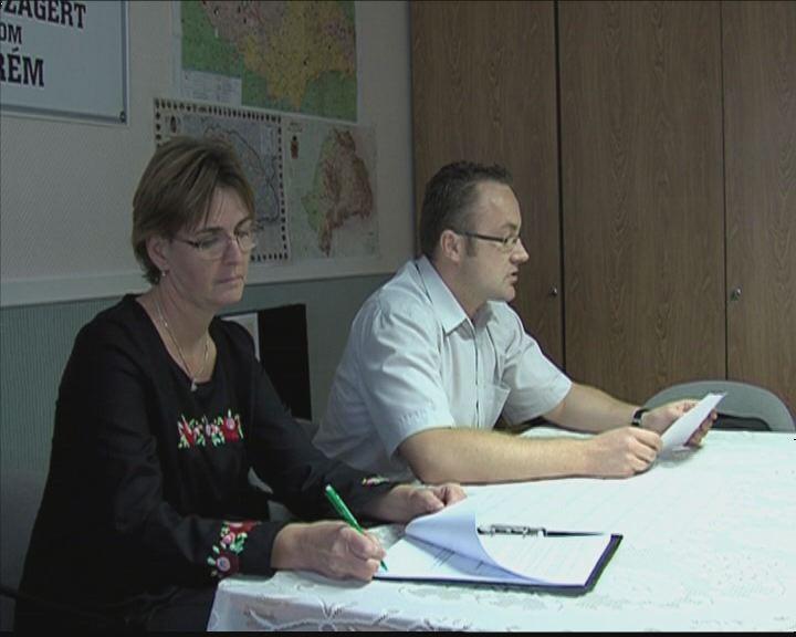 Adománygyűjtés a Jobbiknál