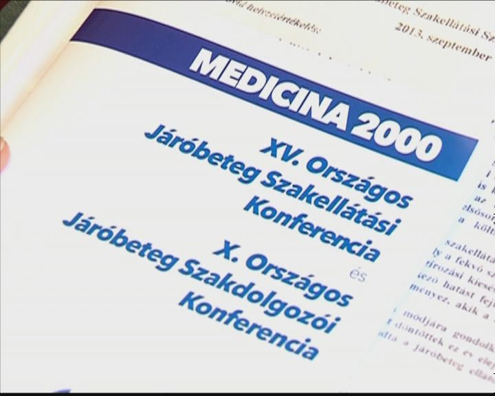 Járóbeteg- szakellátási konferencia