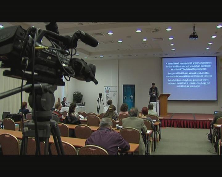 Nemzetközi média konferencia