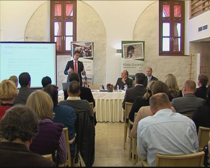 Turisztikai fórum Veszprémben