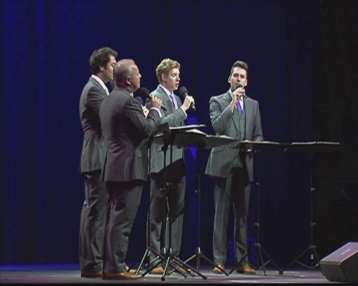 Kings' s Singers koncert