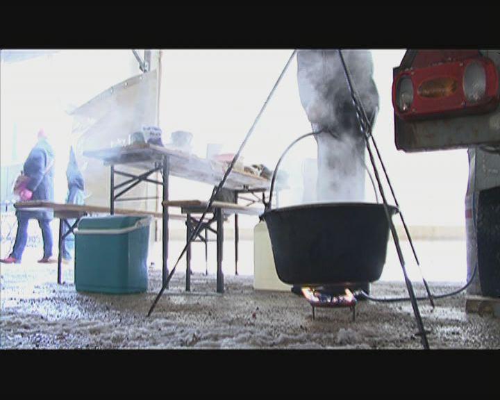 Lencse és Hurkafesztivál Nemesvámoson