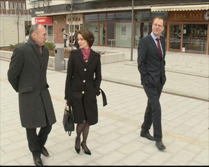Veszprémben a szlovén nagykövet