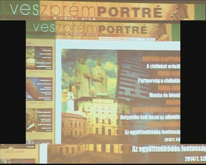 A Veszprém Portré ide első száma