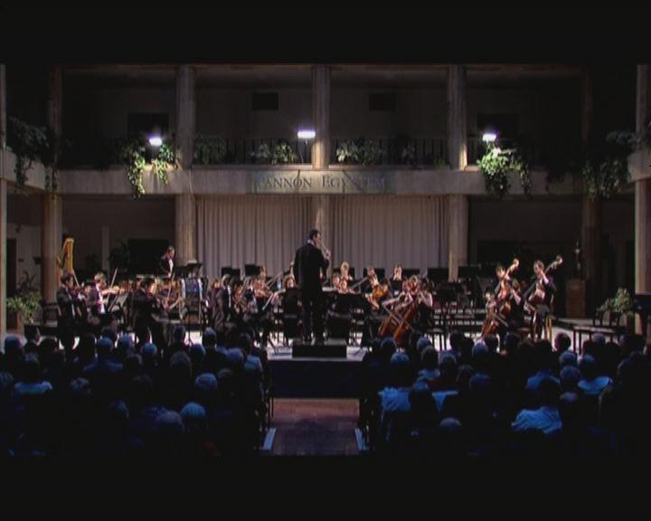 Zeneakadémisták hangversenye az egyetemen