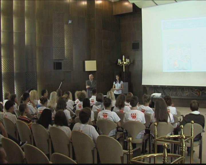 Európai Városok Szövetségének fiataljai Veszprémben