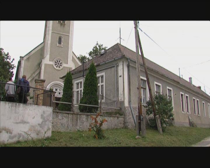 Megújult templom