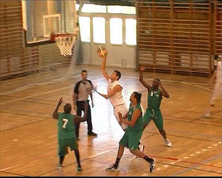 Nemzetközi kosárlabda torna a Vetésiben