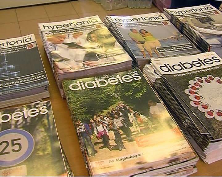 25 éves a Diabetes újság