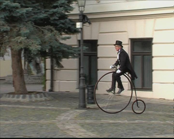 Kerékpár történeti kiállítás