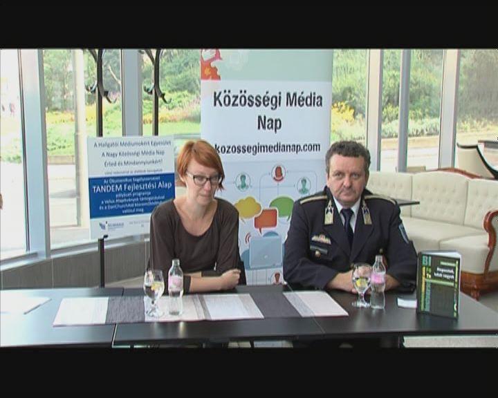 Közösségi média nap lesz a Hangvillában