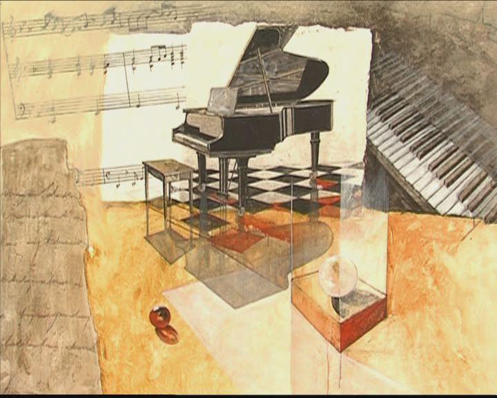 Caleidoscop – B. Hegedűs Piros kiállítása