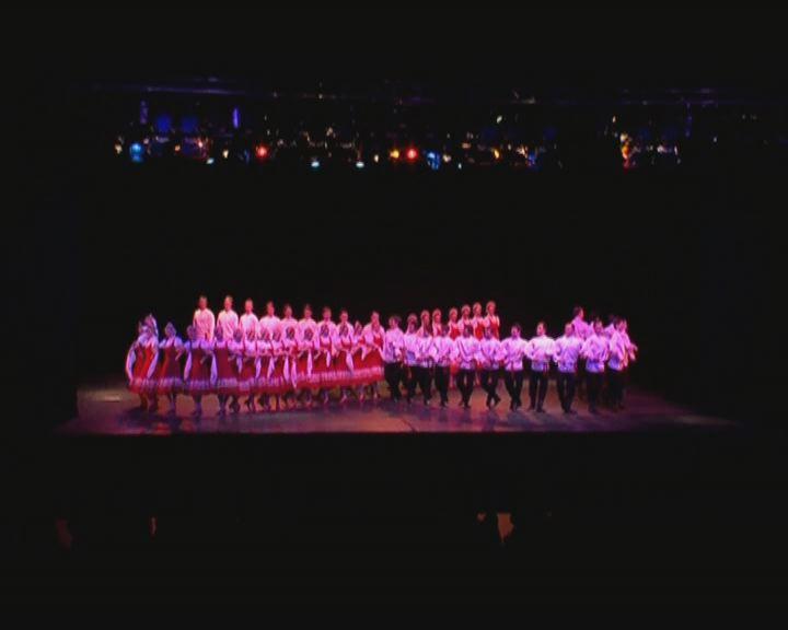 Mojszejev-balett az Arénában
