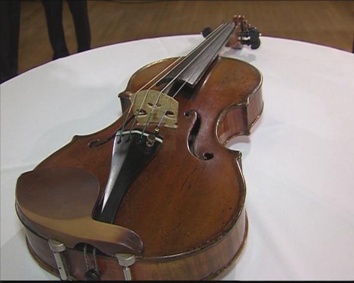 Mesterhegedű a Mendelssohnnak