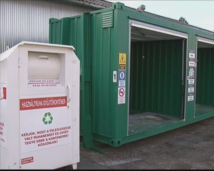 Új hulladékudvar Veszprémben