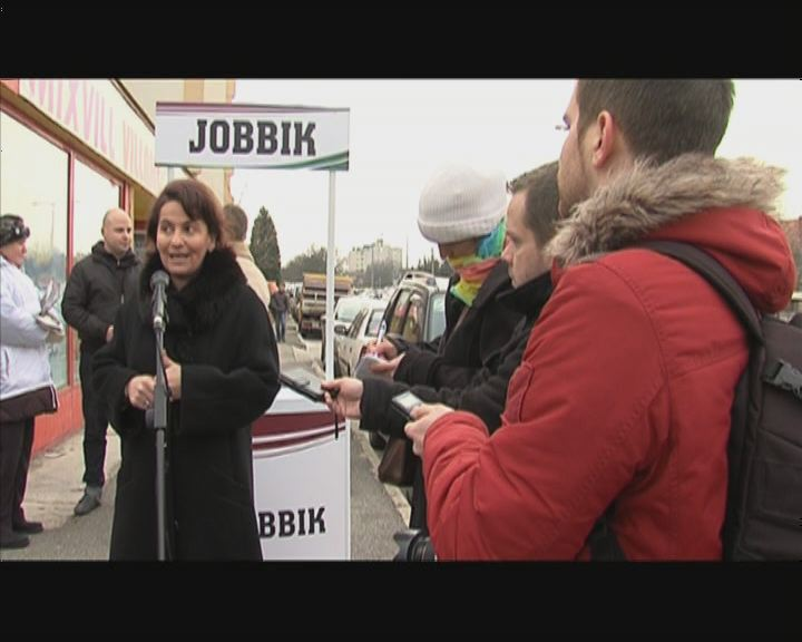 Jobbik a hitelválságról