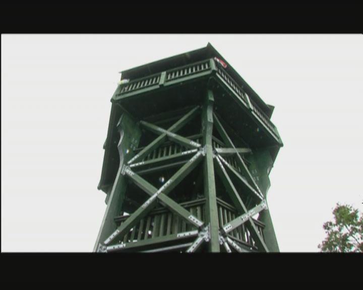 Kilátó épül Csopakon