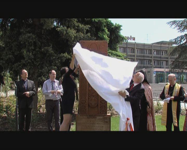 Örmény kereszteskő
