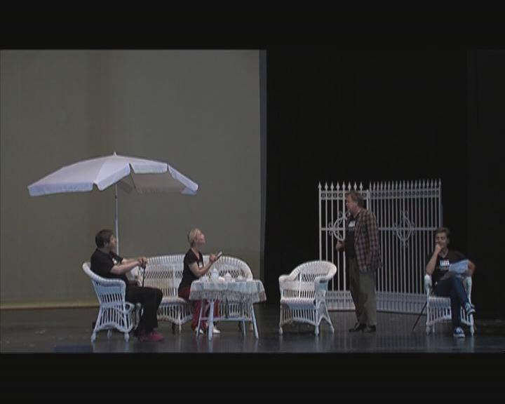 Tokaji aszú a színházban