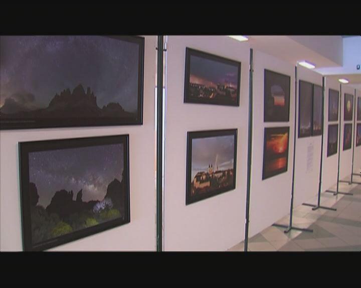 Asztrofotó kiállítás