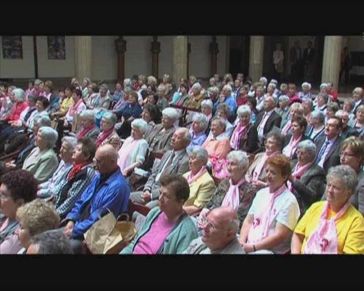 Emlőrák Betegklubok I. Országos Találkozója