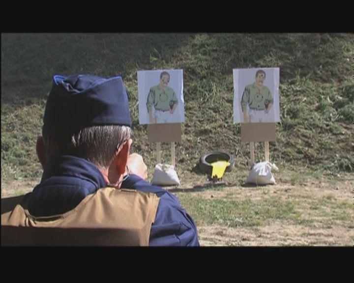 Rendőrségi szituációs lő verseny
