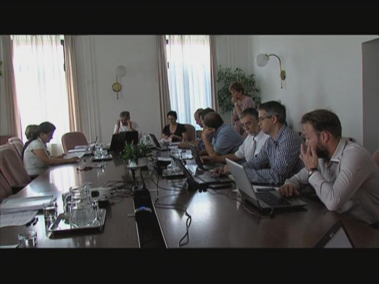 Ülésezett a Pénzügyi Bizottság