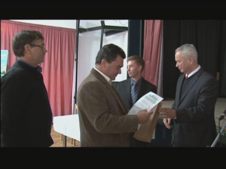 Virágos Veszprém megyéért díjátadó