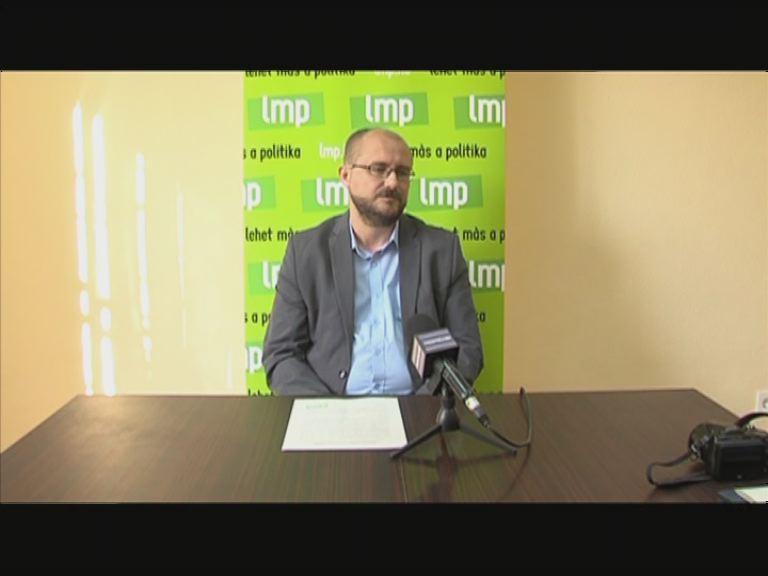 LMP- s javaslat 406 millió forintra