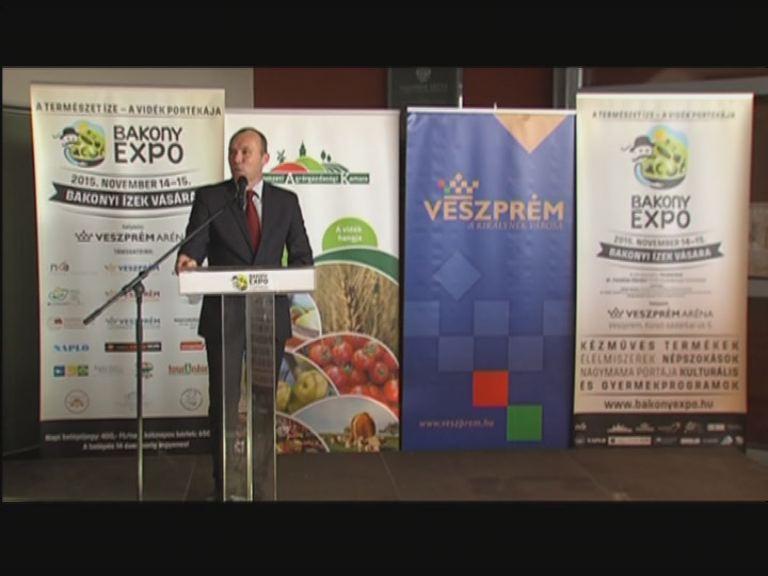 Megnyílt a Bakony Expo
