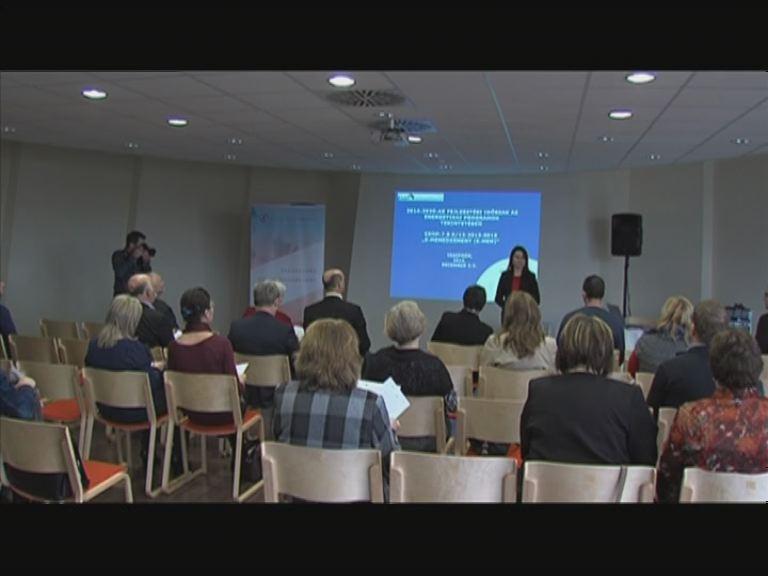 E – menedzsment konferencia