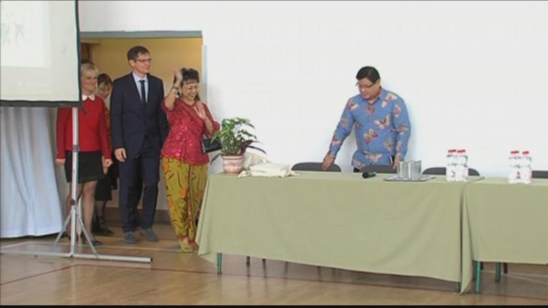 Indonéz nagykövet a Lovassy - ban