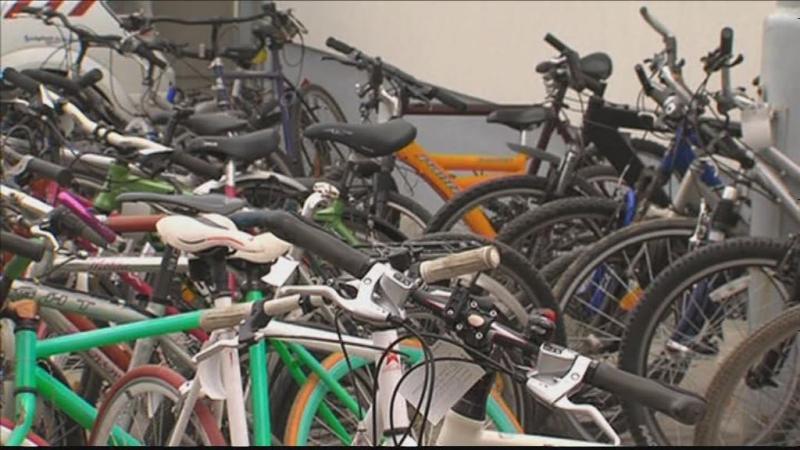 Kerékpártolvajokat fogtak