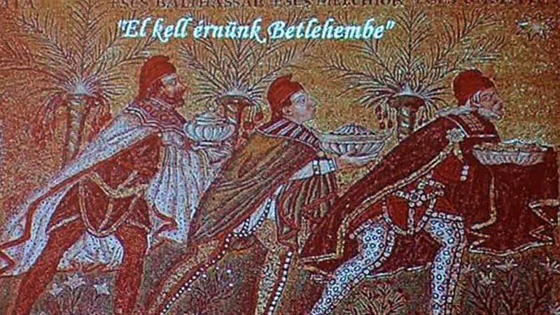 """""""El kell érnünk Betlehembe."""""""