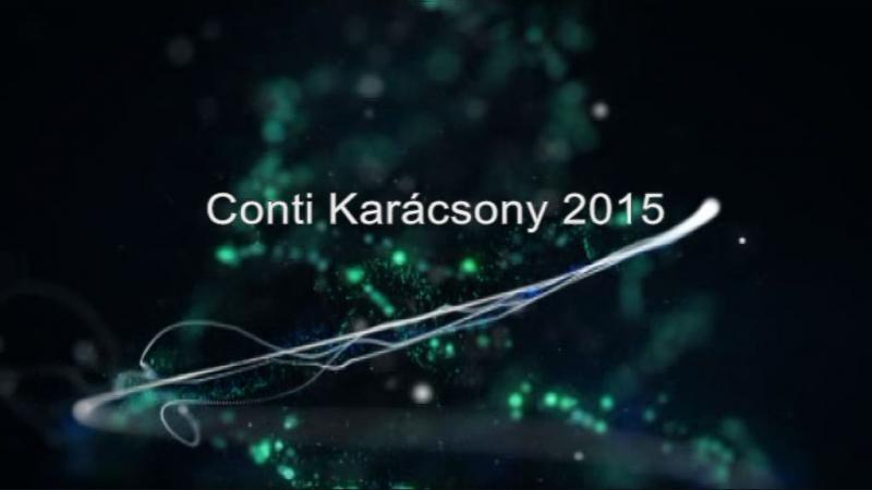 Conti Karácsony 2015