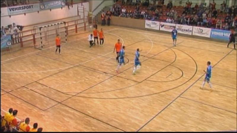 Futsal rangadó