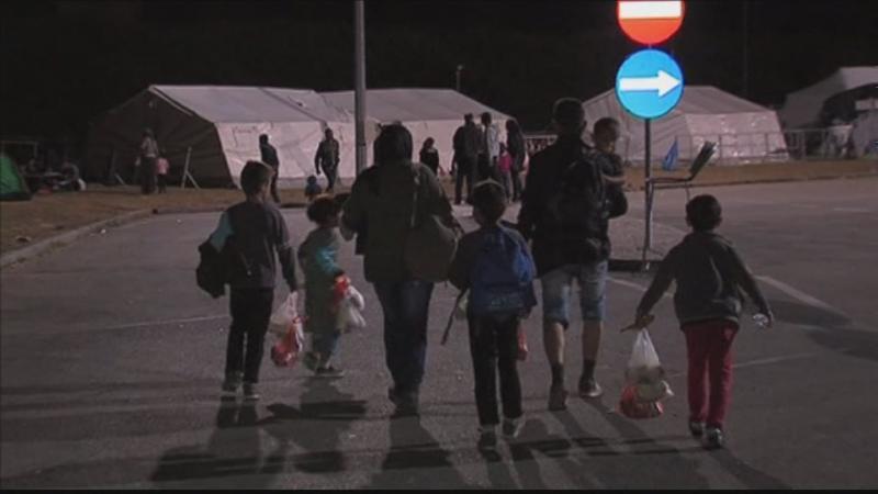 A migránshelyzetről